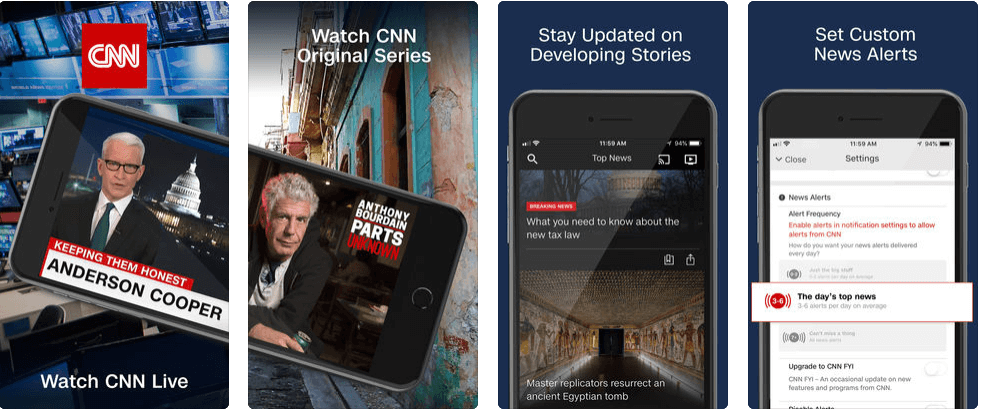 News Apps For Android- Top 10 News Apps 2