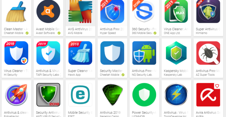 antivirus for free android