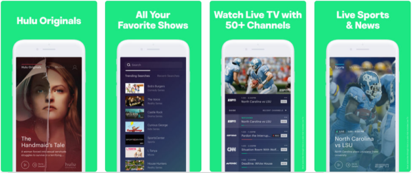 TV apps and Live TV apps