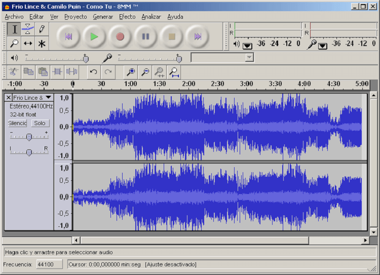 How to Bass Boost in Audacity