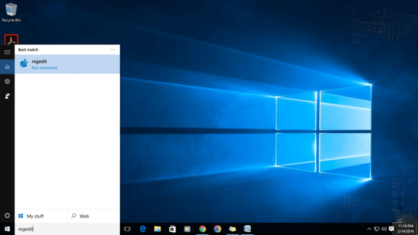 How to disable network access to registry in windows 7