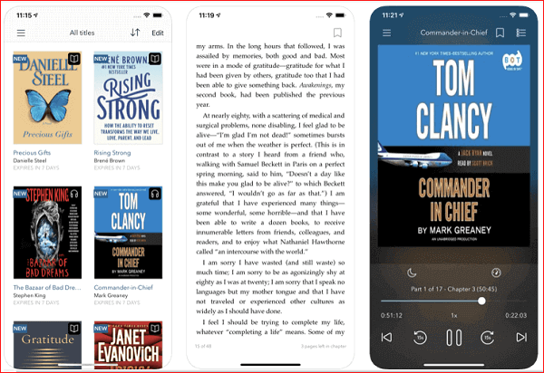 how to keep overdrive audiobooks forever