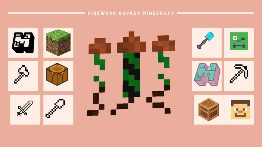 How To Make A Minecraft Rocket: Latest Guide 2020 1