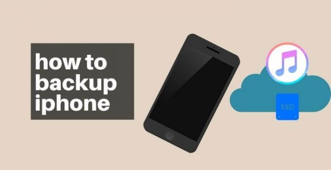 How to Backup iPhone 4 Different Best Ways